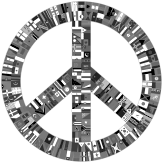 World Peace Sign